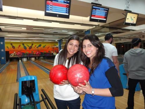 Bowling y Melave Malka Noviembre 2013